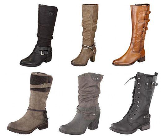 20% auf Stiefel für Damen im Schuhcenter   z.B. Gabor Langschaftstiefel für 94€