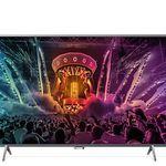 Philips 43PUS6201 – 43 Zoll 4k Fernseher mit 2-seitigem Ambilight für 444€ (statt 529€)