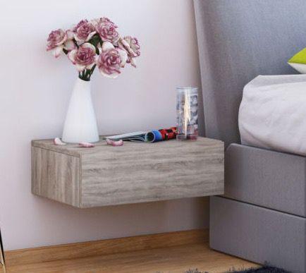 VCM Wand   Nachttisch Dormas für 24,99€