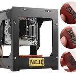 NEJE DK-8-KZ Lasergravur-Maschine für 60,88€ – aus DE