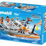 Playmobil City Action – Lösch-Rettungskreuzer für 18,39€ (statt 35€) – nur Prime Mitglieder
