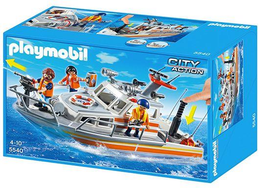 Playmobil City Action   Lösch Rettungskreuzer für 18,39€ (statt 35€)   nur Prime Mitglieder