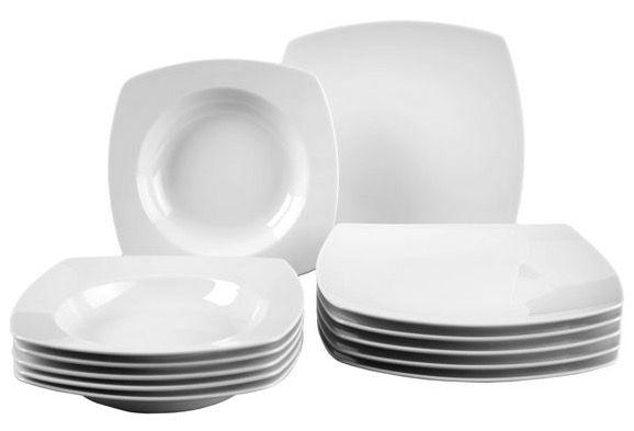 Vivo Simply Fresh   12 teiliges Geschirr Set für 24,44€ (statt 50€)