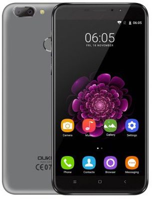 Oukitel U20 Plus   5,5 Zoll Full HD Smartphone für 83,50€ (statt 112€)