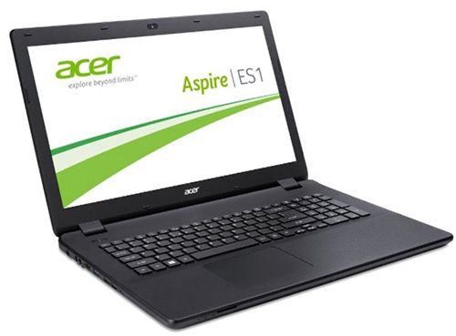 Acer Aspire ES1 731 C2G9   17 Zoll Office Notebook für 239€(statt 294€)