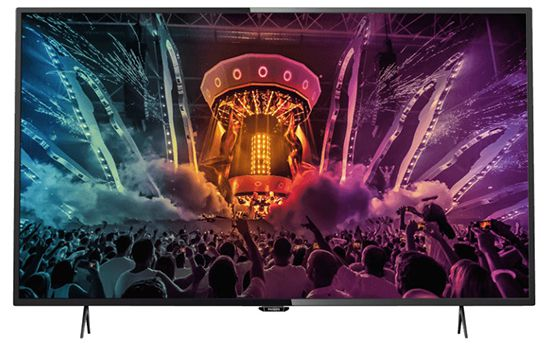Schnell! Philips 55PUS6101   55 Zoll 4k Fernseher für 555€ (statt 639€)