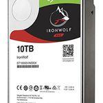 Seagate IronWolf 10TB Interne Festplatte 3,5 Zoll für 371,89€ (statt 410€)