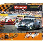 Carrera GO!!! High Flyer Rennbahn für 59,95€ (statt 70€)