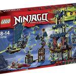 Lego Ninjago 70732 – Die Stadt Stiix für 89,98€ (statt 100€)