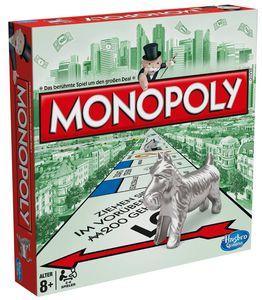 Günstige Gesellschafts  & Familienspiele   z.B. Monopoly Deluxe für 23€ (statt 35€)