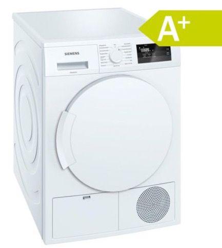Siemens WT43H000 Wärmepumpentrockner 7kg A+ für 379€ (statt 419€)