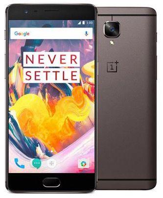OnePlus 3T   5,5 Zoll Full HD Smartphone mit 64GB + 6GB Ram als Global Modell für 344,40€ (statt 439€)
