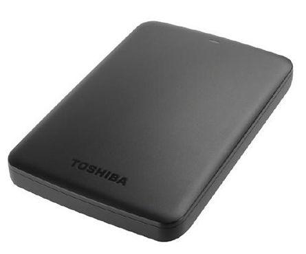 Toshiba Canvio Basics   externe Festplatte (500GB) für 29€ (statt 47€)