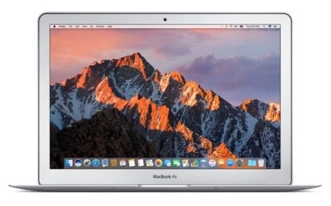 Apple MacBook Air (Early 2015)   13,3 Zoll Notebook mit 128GB SSD für 839€ (statt 929€)