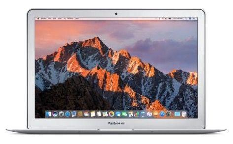 Apple MacBook Air (Early 2015)   13,3 Zoll Notebook mit 128GB SSD für 839€ (statt 939€)