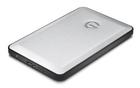 G Drive Slim for Mac 500GB USB 3.0 Festplatte mit 7.200 U/min für 44€ (statt 65€)
