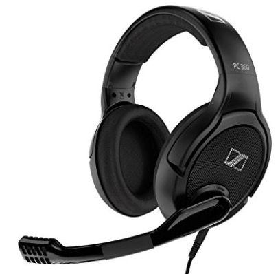 Sennheiser PC 360 Gaming Headset für 68,15€ (statt 110€)