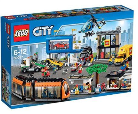 Lego City   Stadtzentrum (60097) für 84€ (statt 133€)