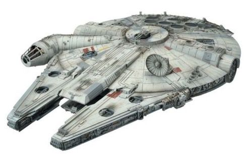 Revell Millennium Falcon 1/72 für 219€   limitiertes Sammlermodell in hochdetaillierter Premium Ausführung