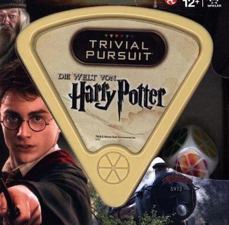 Trivial Pursuit (Spiel)   Die Welt von Harry Potter für 14,95€ (statt 19€)