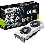 Asus GeForce GTX 1070 Dual OC 8GB für 279€ (statt 349€)