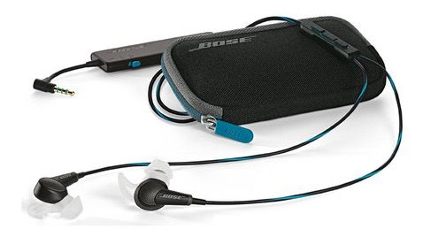 Bose QuietComfort 20 In Ears mit Noise Cancelling für iOS für 129€ (statt 159€)