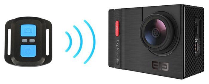 Elephone Explorer Pro Action Cam mit Remote Auslöser für 66,11€ (statt 94€)