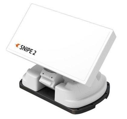 Selfsat Snipe V2 single Flachantenne inkl. Montageplatte für 544,09€ (statt 599€)