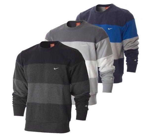Nike Athletic Dept Triband Herren Sweatshirt für je 31,95€(statt 37€)