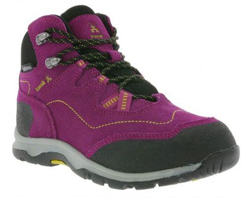 kamik Sasquatch Kinder Trekkingstiefel in Violett für 14,99€ (statt 45€)
