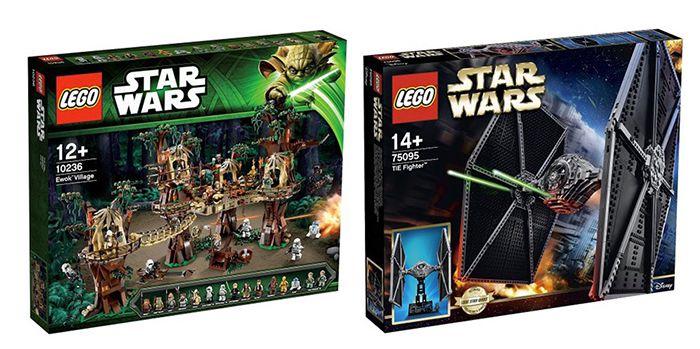 Bildschirmfoto 2016 12 16 um 13.14.38 20% Rabatt auf Lego Star Wars Artikel bei ToysRUs   z.B. Millennium Falcon für 104€(statt 119€)