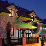 Star Shower M9629 Projektor für bunte Hauswände für 59,90€ (statt 70€)
