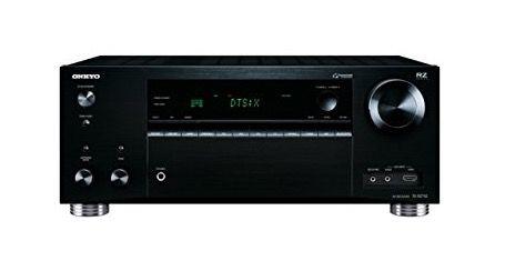Onkyo TX RZ 710   7.2 4K AV Receiver mit WLAN & Bluetooth für 549€(statt 647€)