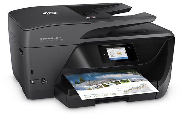 HP Officejet Pro 6970 Tintenstrahl Multifunktionsdrucker für 111€