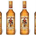 4 Flaschen Captain Morgan Spiced Gold 35% für 35,52€ (statt 48€)