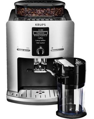 Krups EA829E Kaffeevollautomat Latt´Espress für 299€ (statt 346€)