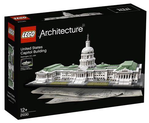 Lego Architecture 21030   Das Kapitol für 60,71€ (statt 69€)