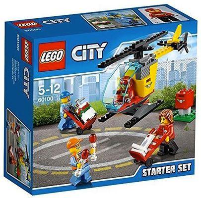 Lego City 60100   Flughafen Starter Set für 5,99€ (statt 8€)