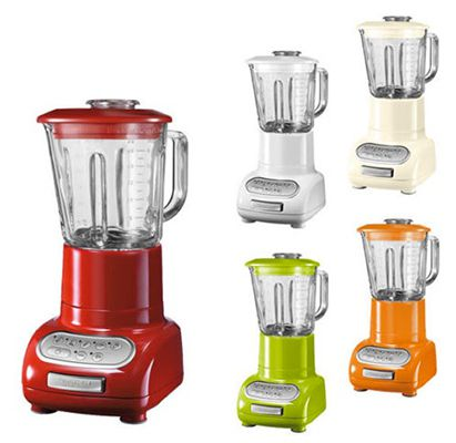 KitchenAid Artisan 5KSB5553 Standmixer mit 1,5 L Glasbehälter für 119,90€ (statt 170€)   B Ware