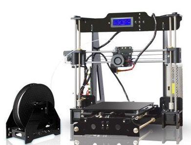 Acrylic 3DCSTAR P802 MHS 3D Drucker für 145,90€ (statt 204€)