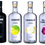 Pure Vodka Natur & andere Sorten je 6,99€ (VSK-frei ab 30€)