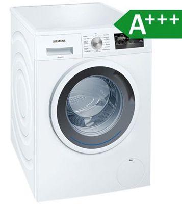 MM Preishammer: Siemens WM14N120 Waschmaschine 7kg A+++ für 323€ (statt 375€)