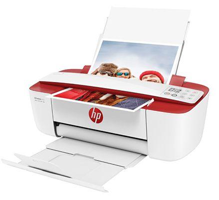 HP DeskJet 3732 All in One Drucker für 44,10€ (statt 79€)