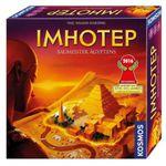 Imhotep Baumeister Ägyptens für 23,99€ (statt 30€) – nominiert zum Spiel des Jahres 2016