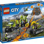 Lego City 60124 Vulkan-Forscherstation ab 63,99€ (statt 80€)