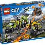Lego City 60124 Vulkan-Forscherstation für 74,94€ (statt 88€)