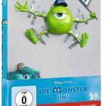 Die Monster Uni Steelbook (+ 2 BRs) [3D Blu-ray] für 13,74€ (statt 19€)