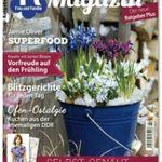 Jahresabo Ratgeber Frau und Familie Magazin für 9,95€ (statt 51,60€)