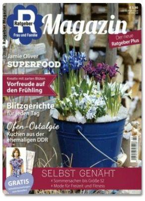 Bildschirmfoto 2016 12 22 um 15.31.15 Jahresabo Ratgeber Frau und Familie Magazin für 9,95€ (statt 51,60€)