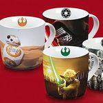 Gratis 4 Star Wars Tassen bei real – nur in den Märkten!